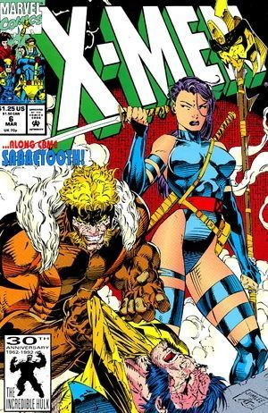X-MEN (1991 1ST SERIES) #6