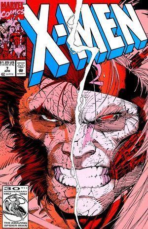 X-MEN (1991 1ST SERIES) #7