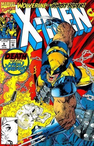 X-MEN (1991 1ST SERIES) #9