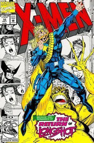 X-MEN (1991 1ST SERIES) #10
