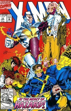 X-MEN (1991 1ST SERIES) #12