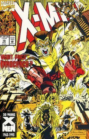 X-MEN (1991 1ST SERIES) #19