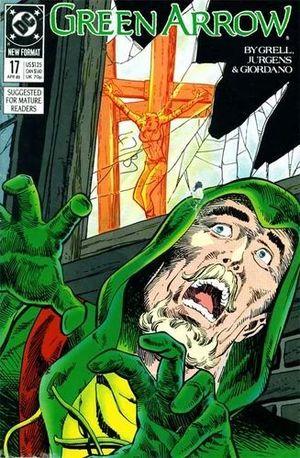 GREEN ARROW (1987 1ST SERIES) #17