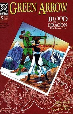 GREEN ARROW (1987 1ST SERIES) #22