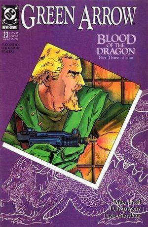 GREEN ARROW (1987 1ST SERIES) #23
