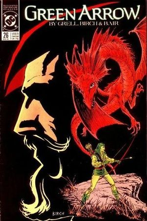 GREEN ARROW (1987 1ST SERIES) #26