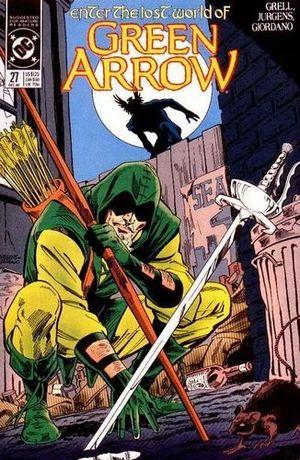 GREEN ARROW (1987 1ST SERIES) #27