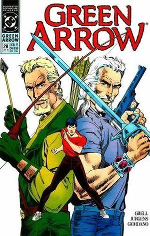 GREEN ARROW (1987 1ST SERIES) #28