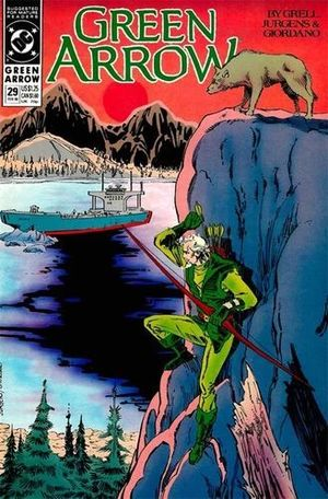 GREEN ARROW (1987 1ST SERIES) #29