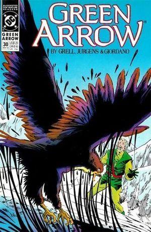 GREEN ARROW (1987 1ST SERIES) #30