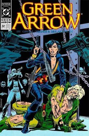 GREEN ARROW (1987 1ST SERIES) #32