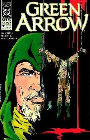 GREEN ARROW (1987 1ST SERIES) #33