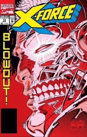 X-FORCE (1991 1ST SERIES) #13