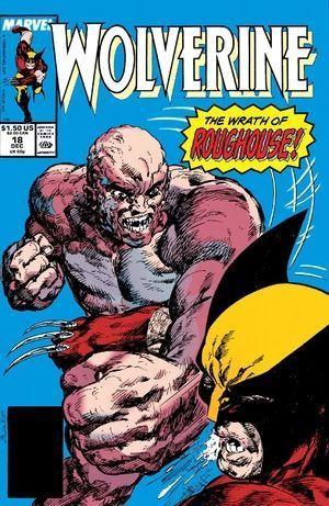WOLVERINE (1988 1ST SERIES) #18