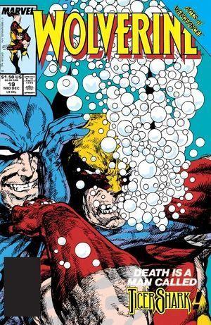 WOLVERINE (1988 1ST SERIES) #19