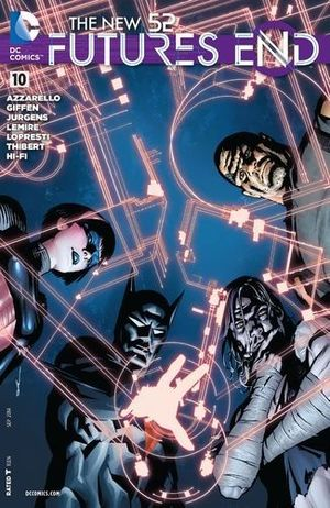 NEW 52 FUTURES END (2014) #10