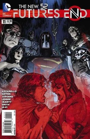 NEW 52 FUTURES END (2014) #11