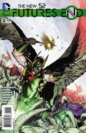NEW 52 FUTURES END (2014) #12