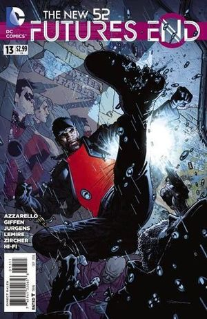 NEW 52 FUTURES END (2014) #13