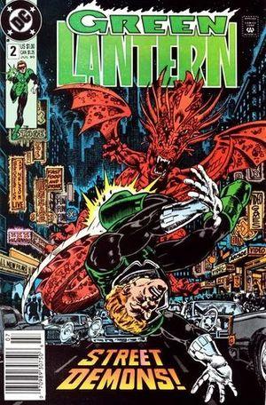 GREEN LANTERN (1990-2004 2ND SERIES) #2
