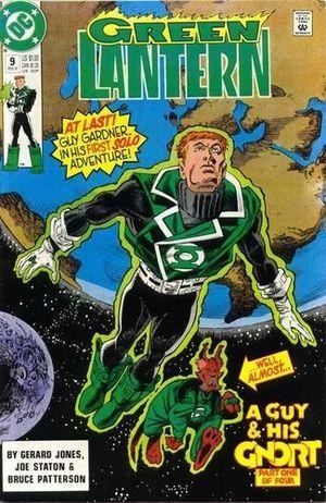 GREEN LANTERN (1990-2004 2ND SERIES) #9