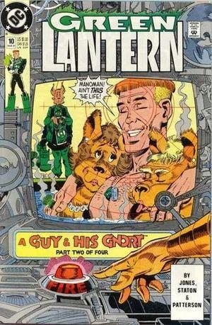GREEN LANTERN (1990-2004 2ND SERIES) #10