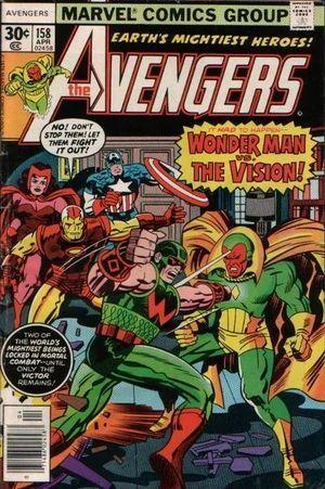AVENGERS (1963 1ST SERIES) #158