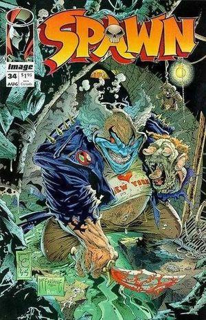 SPAWN (1992) #34
