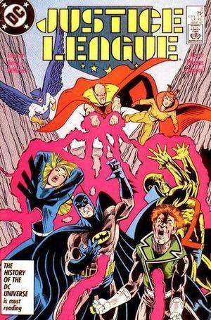 JUSTICE LEAGUE AMERICA (1987) #2