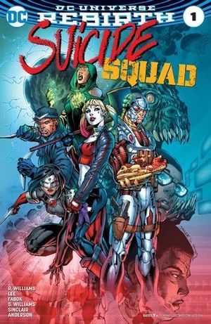 SUICIDE SQUAD (2016 5TH SERIES) #1A