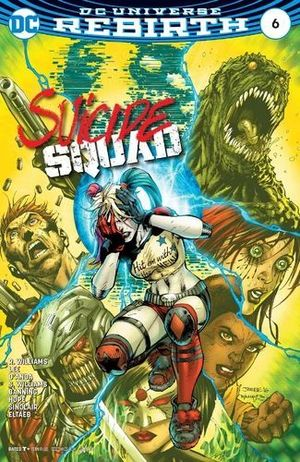SUICIDE SQUAD (2016 5TH SERIES) #6A