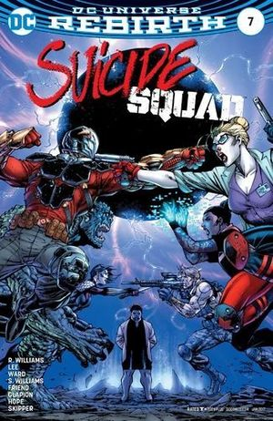 SUICIDE SQUAD (2016 5TH SERIES) #7A