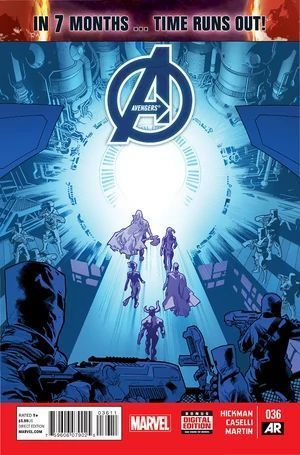 AVENGERS (2013 5TH SERIES) #36