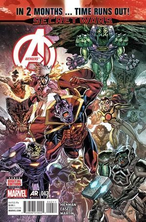 AVENGERS (2013 5TH SERIES) #42