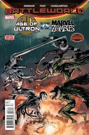 AGE OF ULTRON VS. MARVEL ZOMBIES (2015) #3A