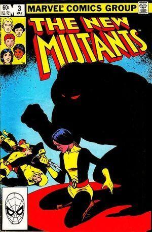 NEW MUTANTS (1983 1ST SERIES) #3