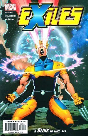 EXILES (2001 1ST SERIES MARVEL) #45
