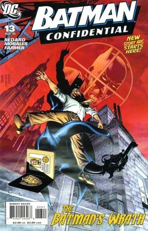 BATMAN CONFIDENTIAL (2006) #13