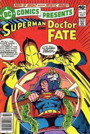 DC COMICS PRESENTS (1978) #23