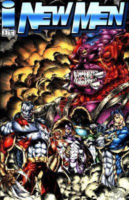 NEWMEN (1994) #5