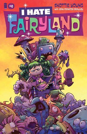 I HATE FAIRYLAND (2015 IMAGE) #6
