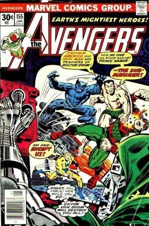 AVENGERS (1963 1ST SERIES) #155