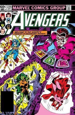 AVENGERS (1963 1ST SERIES) #235