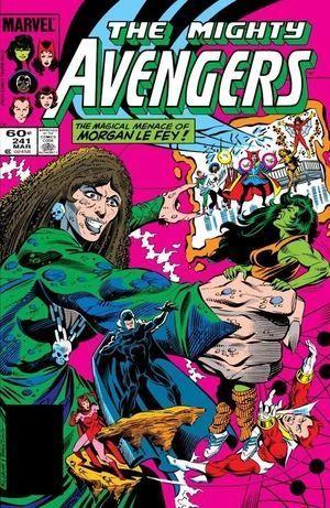 AVENGERS (1963 1ST SERIES) #241