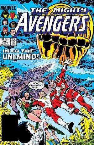 AVENGERS (1963 1ST SERIES) #247