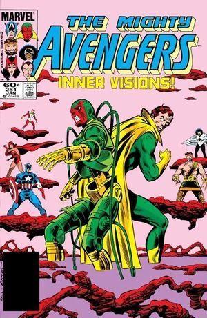 AVENGERS (1963 1ST SERIES) #251
