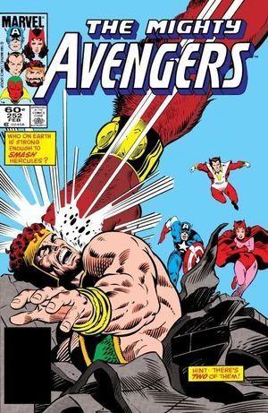 AVENGERS (1963 1ST SERIES) #252