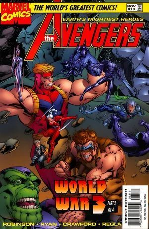 AVENGERS (1996 2ND SERIES) #13