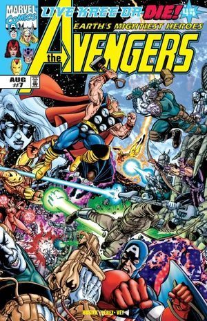 AVENGERS (1997 3RD SERIES) #7