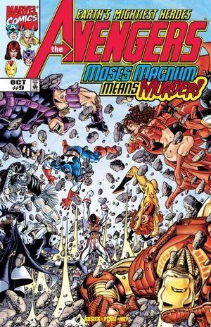AVENGERS (1997 3RD SERIES) #9